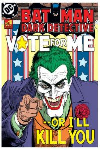 Batman joker poster