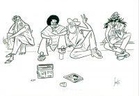 Ilustracion-revista-FM-4-amigos.1