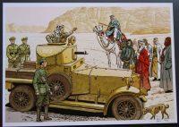 Lamina de Lawrence de Arabia Paco Roca
