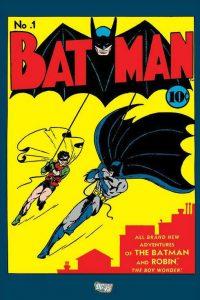 poster batman nº1