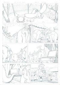 Dibujos Disney / Miquel Pujol