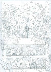 Dibujos David Rubín
