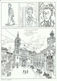Dibujos Alfonso Zapico